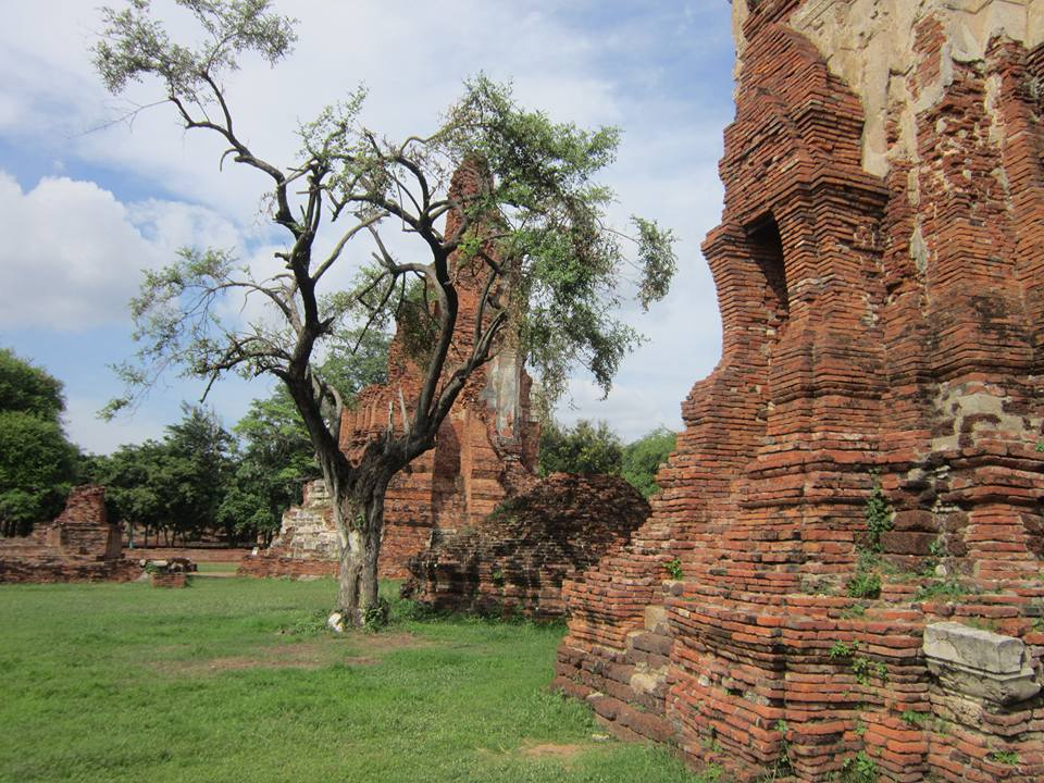Photo Highlights - Ayutthaya Historical Park